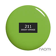 Гель лак Naomi Vitrage №211 6 мл