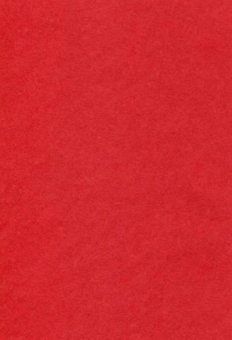 Дизайнерский картон VERMILLON, красный матовый, 145 гр/м2