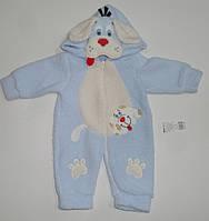 Детская одежда оптом (Турция). Махровый человечек рост 56,62,68 см.  Детская одежда оптом Турция.