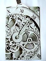 Подарочный пакет  Большой Вертикальный 25х39х9см Часы