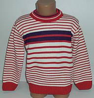 Теплая вязанная Свитер для девочек 6,7,8,9 лет.  Детская одежда оптом Турция.