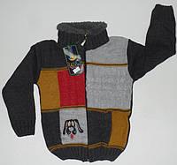 Кофта вязанная для мальчиков 1,2,3 года.  Детская одежда оптом Турция.