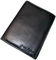 Кошелек - портмоне для документов натуральная кожа