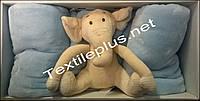 Детский плед в кроватку с игрушкой Merinos Турция