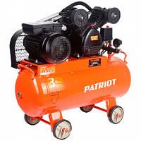 Компрессор Patriot PTR 50/450 ременной (2,2 кВт, 50 л, 450 л/мин, )