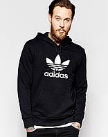 Мужской худи Adidas черная