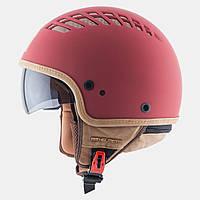 "Мотошлем MT-Helmets COSMO Matt Red  ""XS-M"""