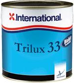 TRILUX 33 необрастающая краска белая, 750мл