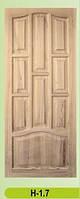 Двери сосна массив Классика