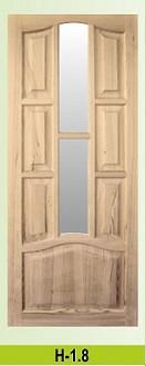 Двери деревянные, высший сорт