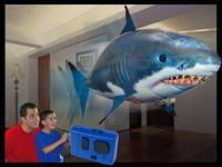Двухканальная радиоуправляемая Летающая Акула (с ДУ)