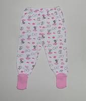 Ползунки  для девочки 3,6,9 мес. Детская одежда оптом Турция.