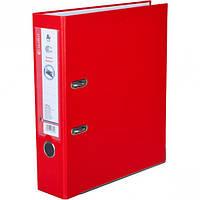 Папка-регистратор (сегрегатор) А4, 7 см, красный