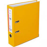 Папка-регистратор (сегрегатор) А4, 7 см, желтый