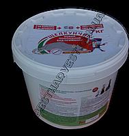 Щелкунчик 7 кг (тесто) от крыс и мышей,  двухцветная приманка в фильтр пакетах, оригинал
