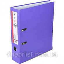Папка-регистратор (сегрегатор) А4, 7 см, фиолетовый