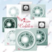 Вытяжные вентиляторы для дома и офиса Colibri (Польша)
