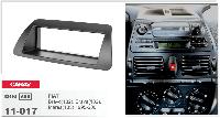 Рамка переходная Carav 11-017 Fiat Bravo/Brava/Marea 1995-2001 1DIN