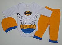 Костюм для новорожденных 62,68 см 100 % хлопок.  Детская одежда оптом Турция.