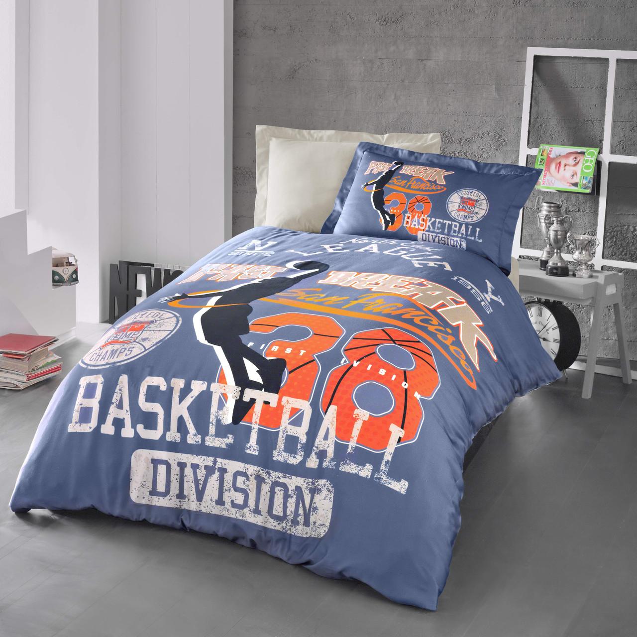 Подростковый постельный комплект Basketball, Luoca Patisca