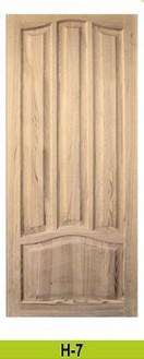 Двери из натурального дерева (сосна)