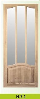 Двери из сосны филенчатые глухие 400-600-700-800*2000, доставка из Львова