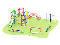 Спортивные площадки для детей