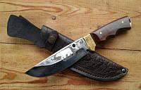 Нож охотничий Медведь ручная работа