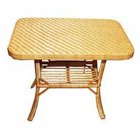 """Столик плетеный для сада """"СЛ-1"""""""