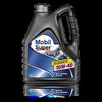 Масло моторное Mobil Super 2000 X1 10W-40 4 литра