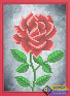 Схема для вышивки бисером - Прекрасная роза, Арт. ДБч5-073