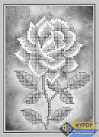 Схема для вышивки бисером - Прекрасная роза, Арт. ДБч5-074