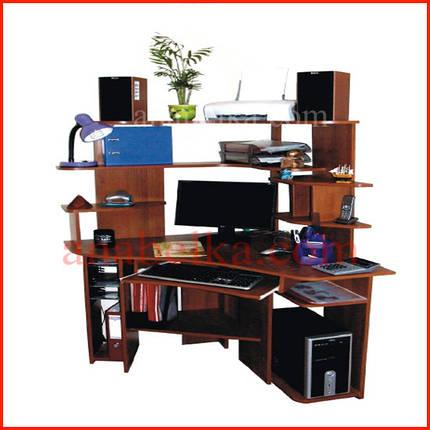 Стол компьютерный   Ганимед   (Ника), фото 2