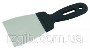 Шпательная лопатка нержавеющая стандарт 40мм Grad