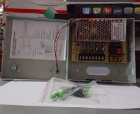 Адаптер AD 12 V DC 4 (36W) CCTV Power supply (адаптер настенный)