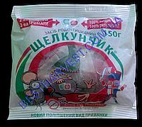 Щелкунчик двухцветная приманка тесто от крыс и мышей 150 г оригинал