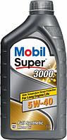 Масло моторное Mobil Super 3000 X1 5W-40 1 литр