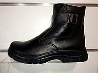 Зимние мужские ботинки на меху, качество, прошивка