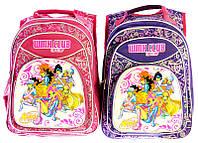 Ранец Рюкзак Disney школьный ортопедический  Винкс 16-2224-4