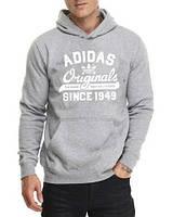 Кофта кенгуру Adidas мужская
