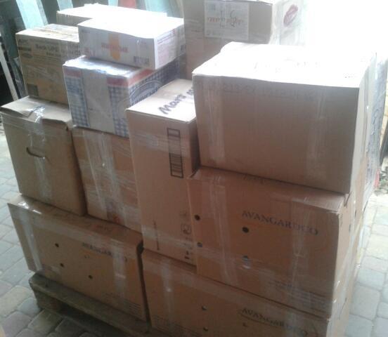 Упаковка и отправка Ваших заказов.