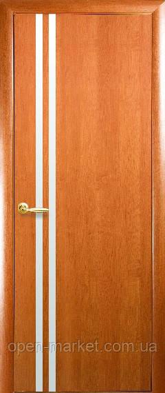 Модель Вита ДВП зеркало межкомнатные двери, Николаев