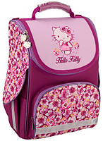 Ранец школьный каркасный ортопедический KITE Hello Kitty HK16-501S