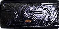 Женские кошельки из натуральной кожи Danica (черный), фото 1