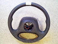 Рулевое колесо в сборе Ланос  GM Корея   96239024