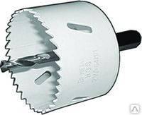 Ф60 мм Биметаллическая коронка HSS Diager