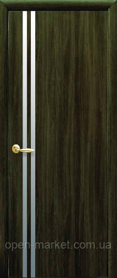 Модель Вита ЭКОШПОН зеркало межкомнатные двери, Николаев