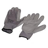 Intertool SP-0122 Перчатки трикотажные с нитриловым покрытием 10''