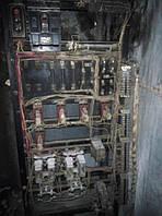 Ремонт электрической части мостового крана