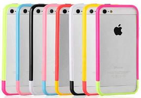 Чехол бампер SZLF Linear для iPhone 4 4s